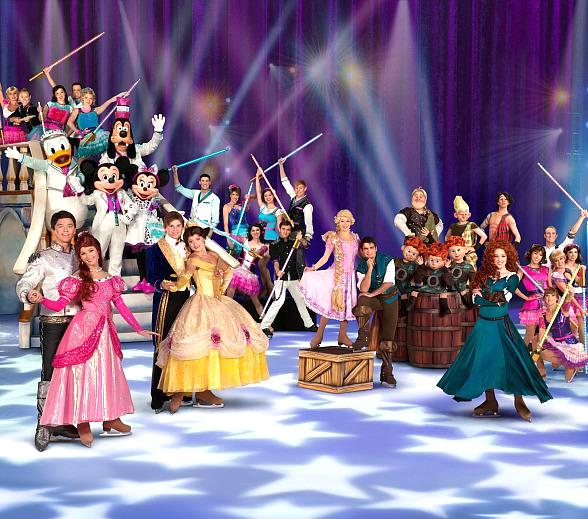 Tickets for Disney On Ice Presents