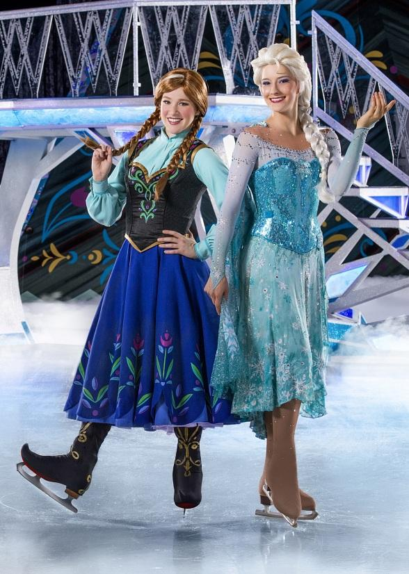 "Catch Frozen Fever when Disney On Ice presents ""Frozen"" at Thomas & Mack Center January 6 – 11, 2016"
