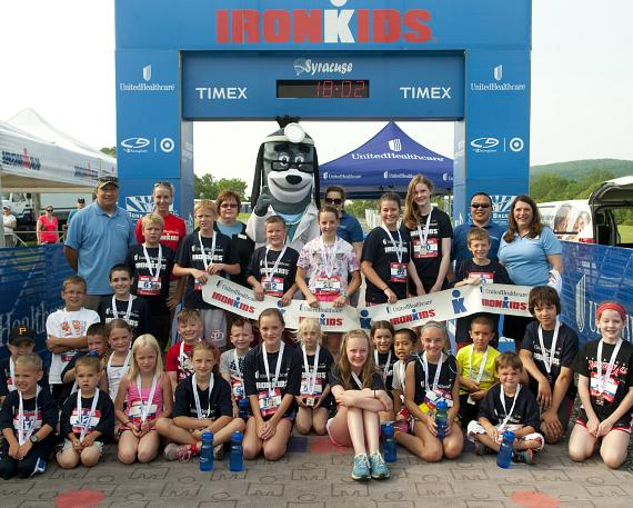 "UnitedHealthcare IRONKIDS Las Vegas Fun Run energizes youth about healthy living through ""IRONMAN"" race Sept. 7"