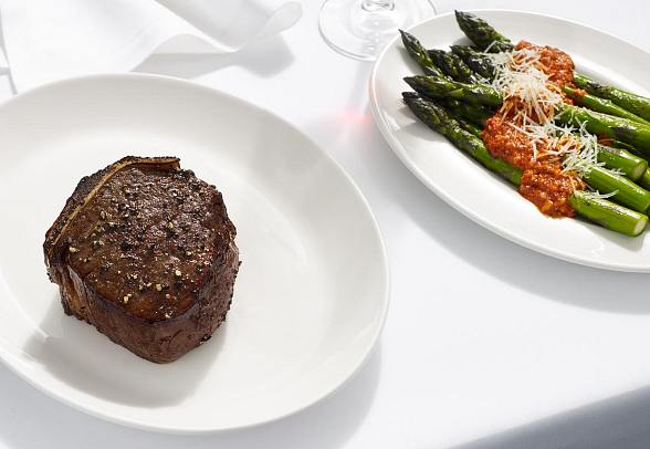 Steakhouse Dining for Less This Summer at Del Frisco's Double Eagle Steakhouse Las Vegas