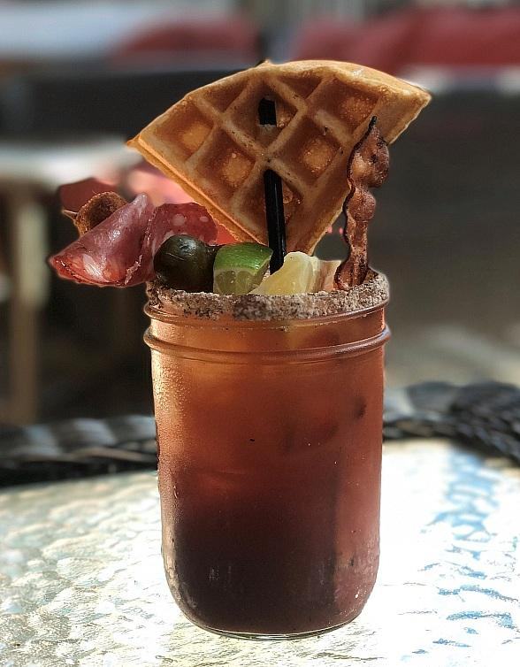 Double Helix Wine & Whiskey Lounge Takes Weekend Brunch to New Heights with Bottomless Libations