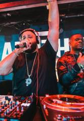 DJ Khaled performs at Marquee Nightclub Friday