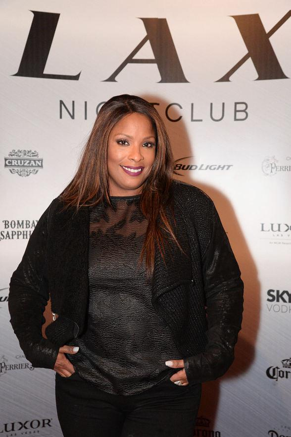 DJ Spinderella Turning Tables at Throwback Thursday at LAX Nightclub