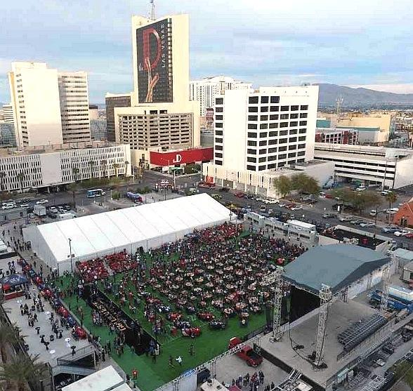 Downtown Las Vegas Events Center Will Become a Football