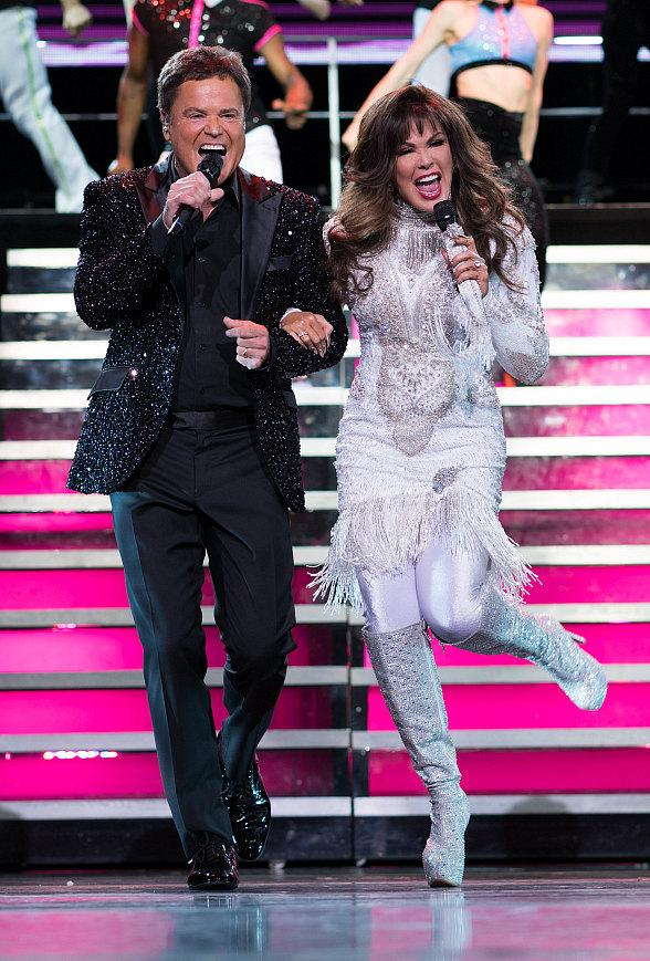 Donny & Marie Go for Decade Milestone: Las Vegas Strip Residency at Flamingo Las Vegas Extended to 2018