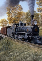 Springs Preserve Presents New Art Exhibit Exploring Railroads Across the U.S. Starting September 30