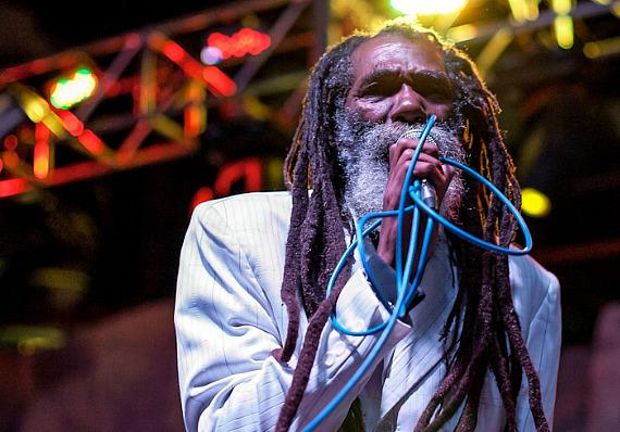 Don Carlos & Friends perform in Soundwaves Concert Series at Hard Rock Hotel in Las Vegas