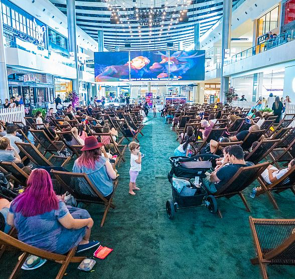 Fashion Show Las Vegas Welcomes the Summer Season with its 'Sweetest Movies Series' Every Thursday Starting June 6