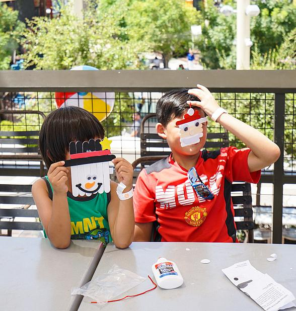 Downtown Container Park's Kids Camp Vaults Into Summer With 'Sports Day'