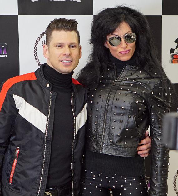 Mike Hammer and SEXXY star Jennifer Romas
