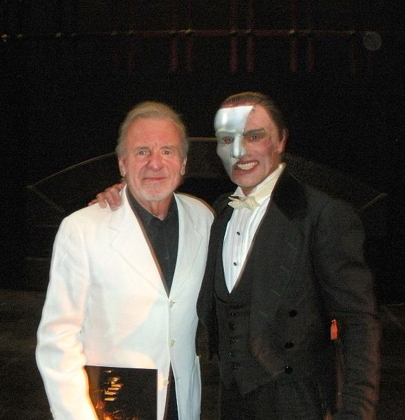 Colm Wilkinson and Anthony Crivello