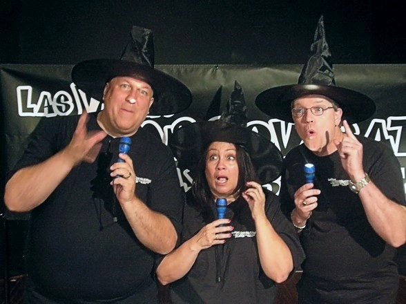 """Trick or Treat…or Laugh"" when The Las Vegas Improvisation Players host Halloween-Themed Show Oct. 27"