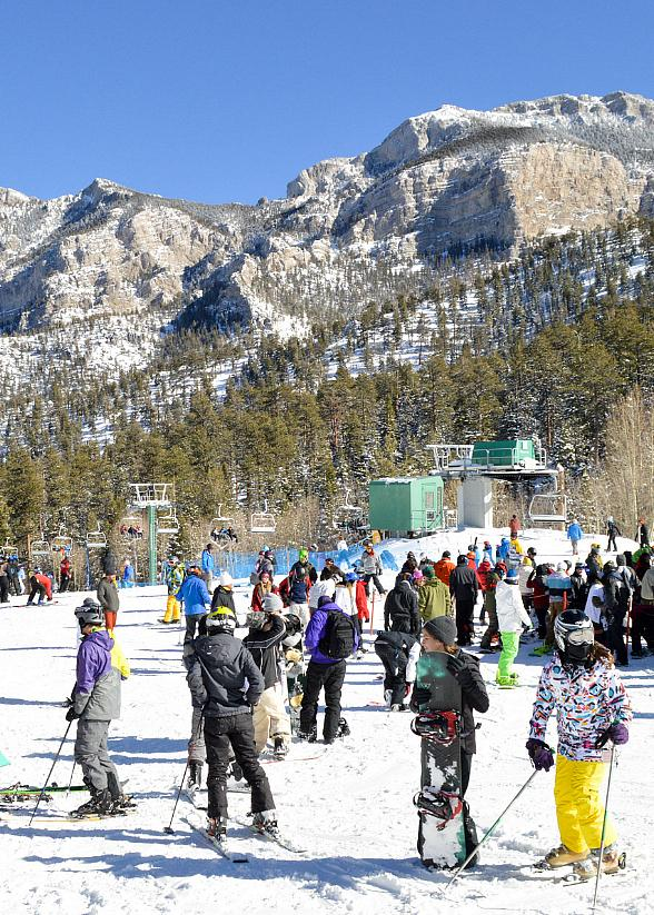 Lee Canyon Kicks Off Second Annual Feel Good Fridays with Specialty-Priced Lift Tickets for Skiers and Snowboarders on February 16