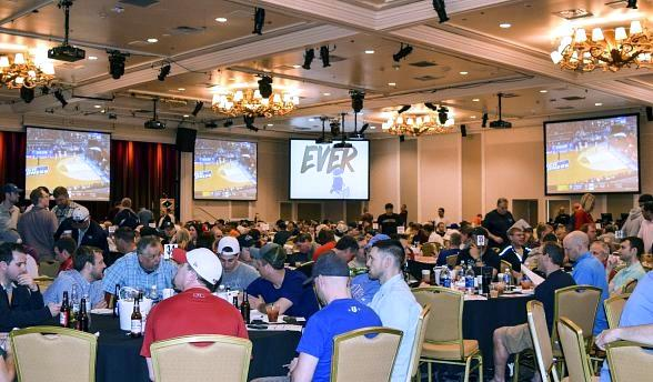 Basketball Madness a Slam Dunk with Viewing Parties at Treasure Island Las Vegas March 15-18