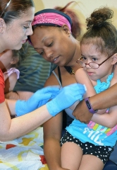UNLV School of Medicine Hosts Back-to-School Free Immunization Event