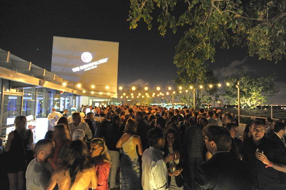 Food Network's annual Wine & Food Festival in South Beach