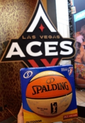 """Brett Raymer of """"Tanked"""" to Give Away Three Signed Las Vegas Aces' Basketballs to Lucky Fans at Slice of Vegas on August 19"""