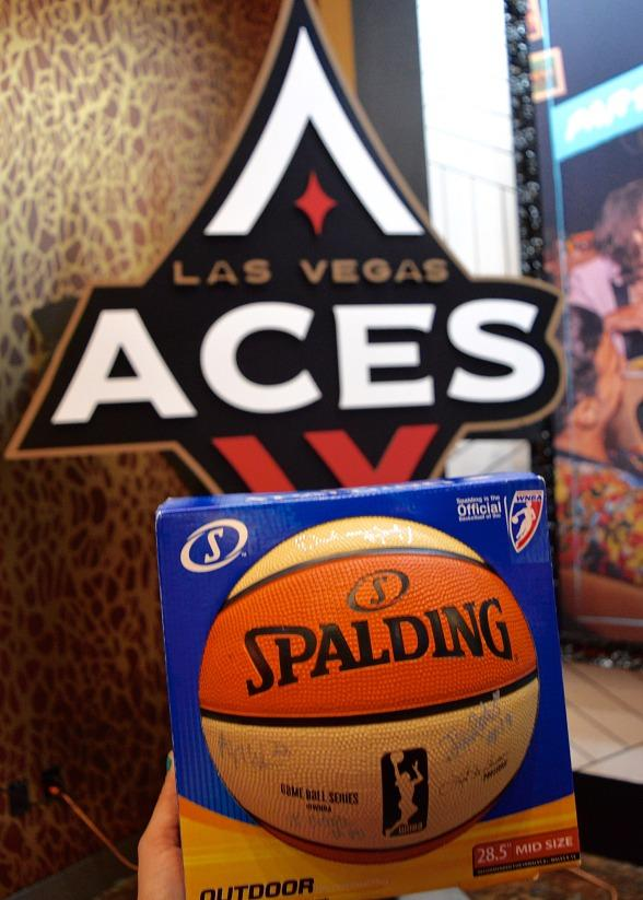"Brett Raymer of ""Tanked"" to Give Away Three Signed Las Vegas Aces' Basketballs to Lucky Fans at Slice of Vegas on August 19"