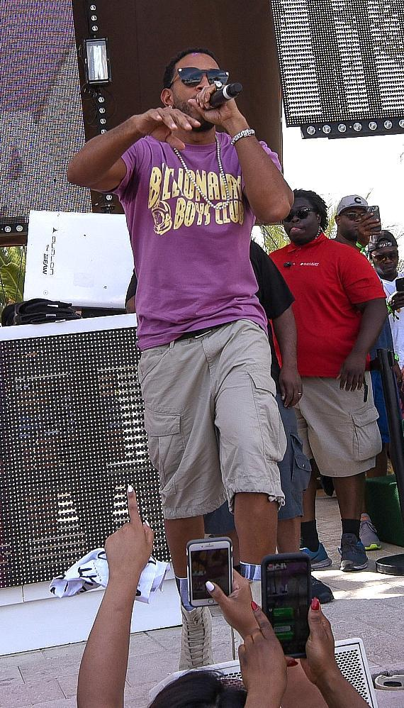 Ludacris performs an unforgettable set at DAYLIGHT Beach Club for Lit Sundays