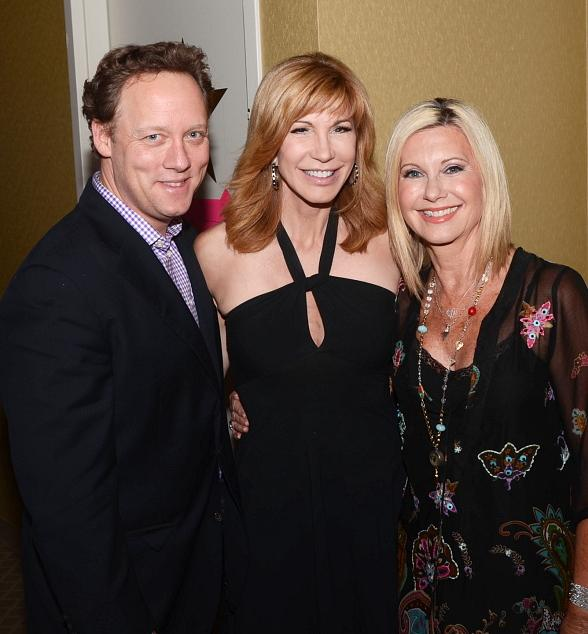 "Leeza Gibbons Attends Olivia Newton-John's ""Summer Nights"" at Flamingo Las Vegas"