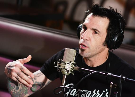 "Phil Varone returns to ""On Air"" in the co-host"