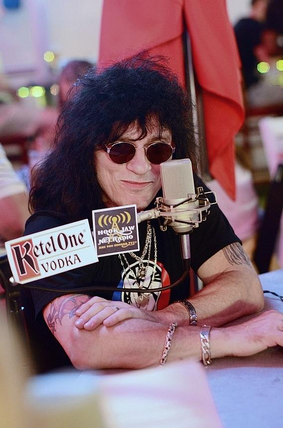 "Paul Shortino goes ""On Air with Robert & CC"""