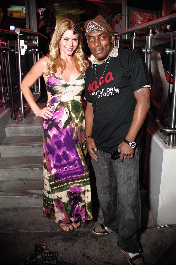 CC and Coolio