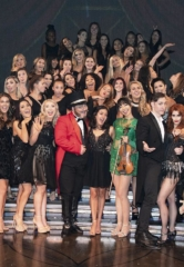 """BAZ – A Musical Tour de Force"" Welcomes Miss Nevada USA and Miss Nevada Teen USA Contestants"