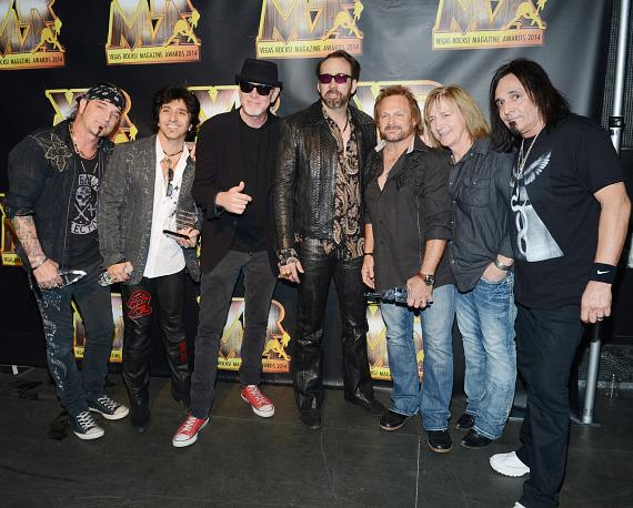 The 5th annual Vegas Rocks! Magazine Music Awards at The Pearl Concert Theater at the Palms Casino Resort