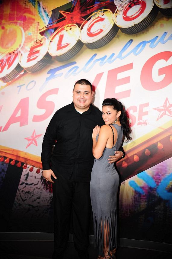 Robert Blasi and Melody Sweets in Rockhouse Las Vegas