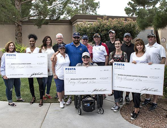 PENTA Charitable Golf Tournament Raises $120K for Local Nonprofits