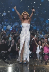 Céline Dion Celebrates Milestone 1,000 Shows at The Colosseum at Caesars Palace
