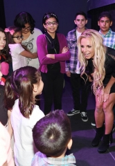Planet Hollywood Resort & Casino Headliner Britney Spears Donates $200,000 to the Nevada Childhood Cancer Foundation