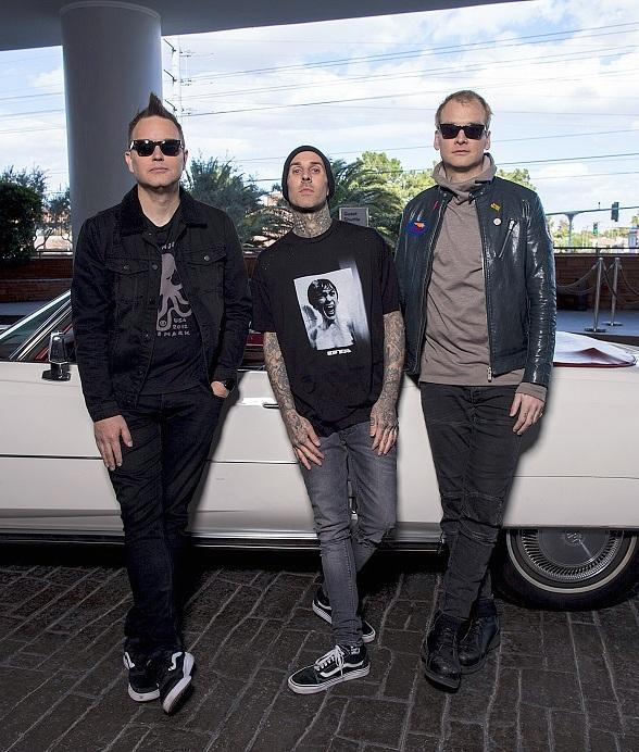 """Blink-182's """"Kings of the Weekend"""" Rock Residency Returns to the Pearl at Palms Casino Resort Oct. 26"""