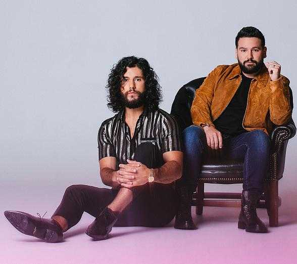 GRAMMY Award-Winning Duo to Headline Their First-Ever Arena Tour Across 35+ U.S. Cities, Making A Stop in Las Vegas on October 17, 2020 at T-Mobile Arena