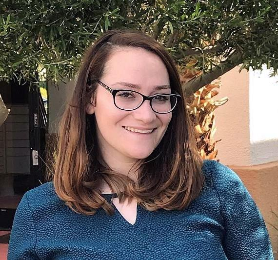 Danica Torchin serves as the Las Vegas B'nai B'rith Youth Organization city director and youth and family program manager