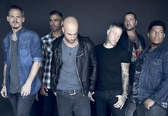 Daughtry Will Rock The Joint at Hard Rock Hotel & Casino with Special Guest Augustana Oct. 4