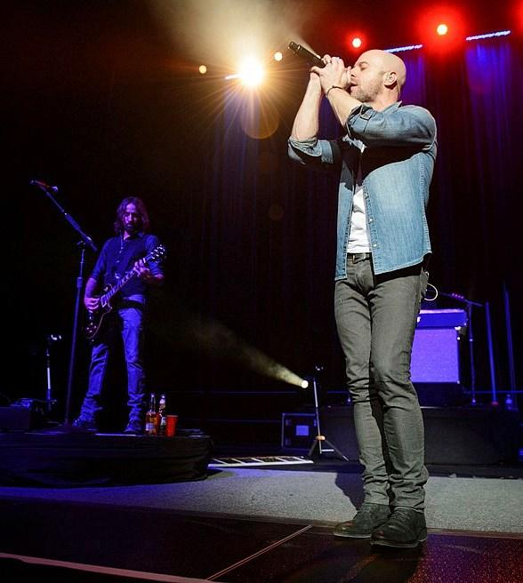 Daughtry Performs at The Chelsea in The Cosmopolitan of Las Vegas