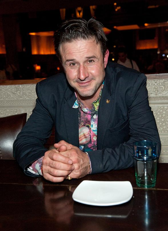 David Arquette at LAVO