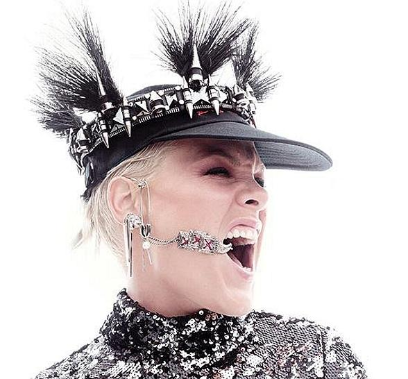 """P!NK Announces Collaborator Julia Michaels as Special Guest on """"Beautiful Trauma World Tour"""" Coming to T-Mobile Arena April 12, 2019"""