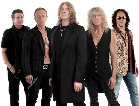 Hard Rock Hotel & Casino to Unveil Memorabilia Case to Commemorate Def Leppard Residency at The Joint