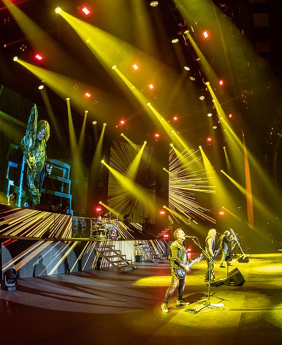Def Leppard at Zappos Theater at Planet Hollywood Resort & Casino
