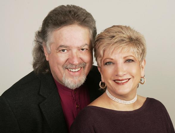 """Dennis Jackson and Alice Best Jackson Bring """"Messages from Beyond"""" to Suncoast Showroom July 23"""
