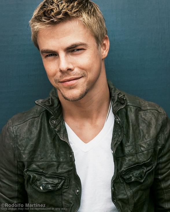Three-Time 'Dancing With The Stars' Champion Derek Hough