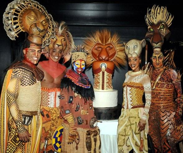 The Lion King at Mandalay Bay Celebrates 2nd Anniversary on The Strip