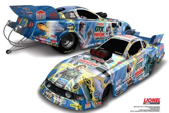 Destination Force Funny Car