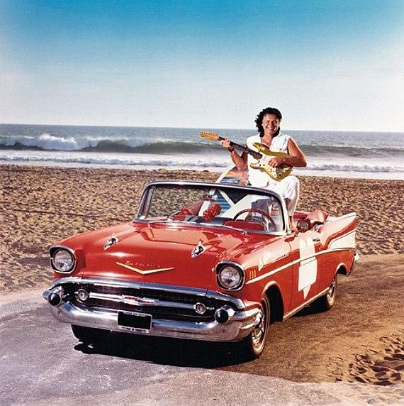 Rock N Roller Little Richard And Surf Guitarist Dick Dale