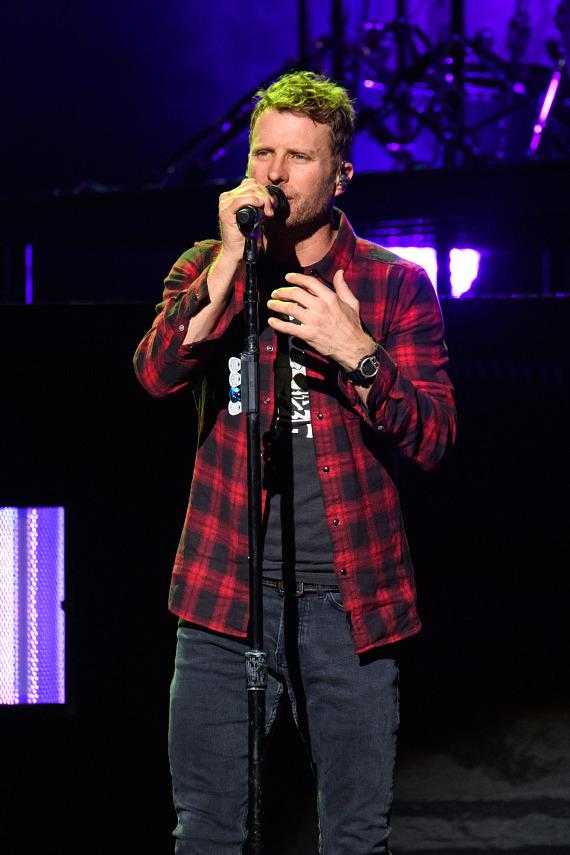 Country Star Dierks Bentley Rocks the house at The Chelsea inside The Cosmopolitan of Las Vegas