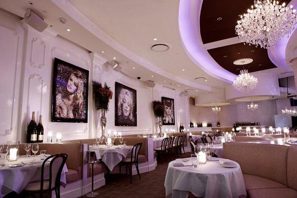 Bagatelle Restaurant & Supper Club Goes Red in Celebration of American Heart Month