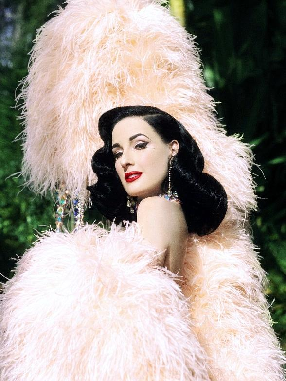 House of Blues Welcomes Dita Von Teese and The Copper Coupe Burlesque Revue June 28, 2018
